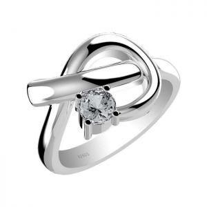 0.60ctw Genuine Aquamarine Solid 925 Sterling Silver Gemstone Ring (SJR1026)